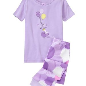 Gymboree Gymmies Girls Pajamas Sz 2T new